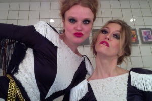 B-Movie Orchestra met Elisa Beuger