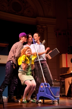 Oorkaan, Twitching Eye Trio, BUITENSTEBINNEN, foto Ronald Knapp